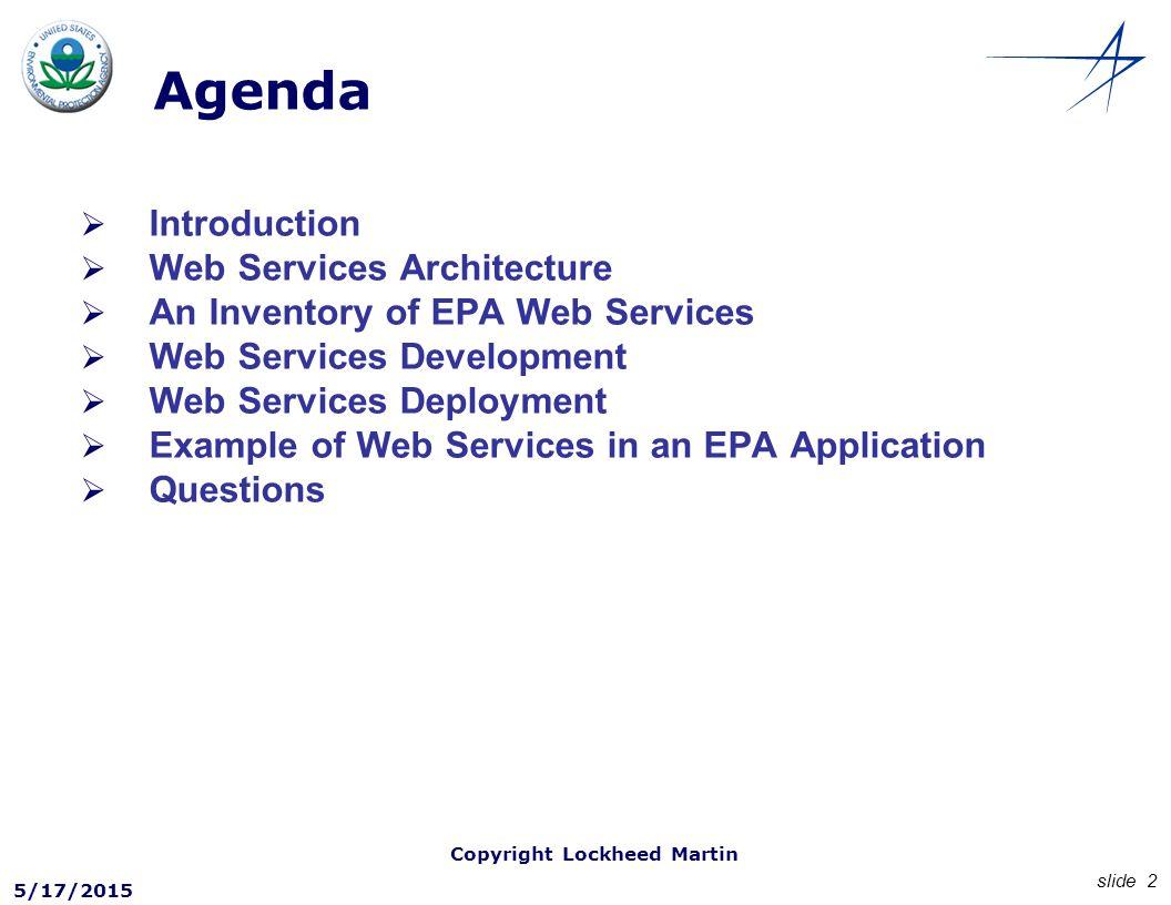 best agenda slides