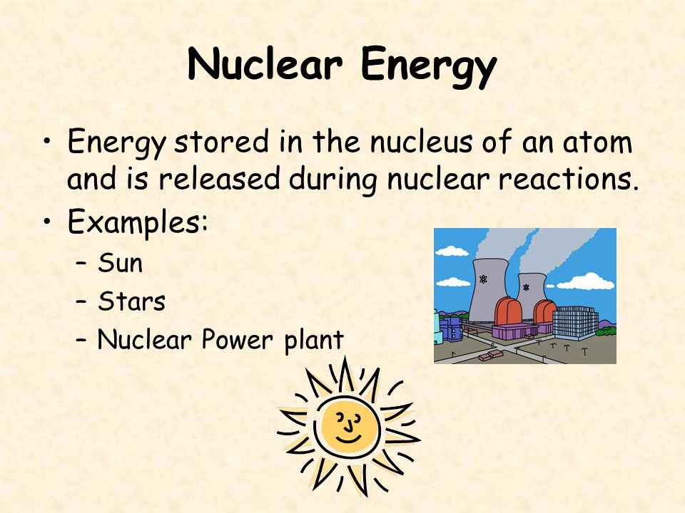 Essay On Nuclear Energy