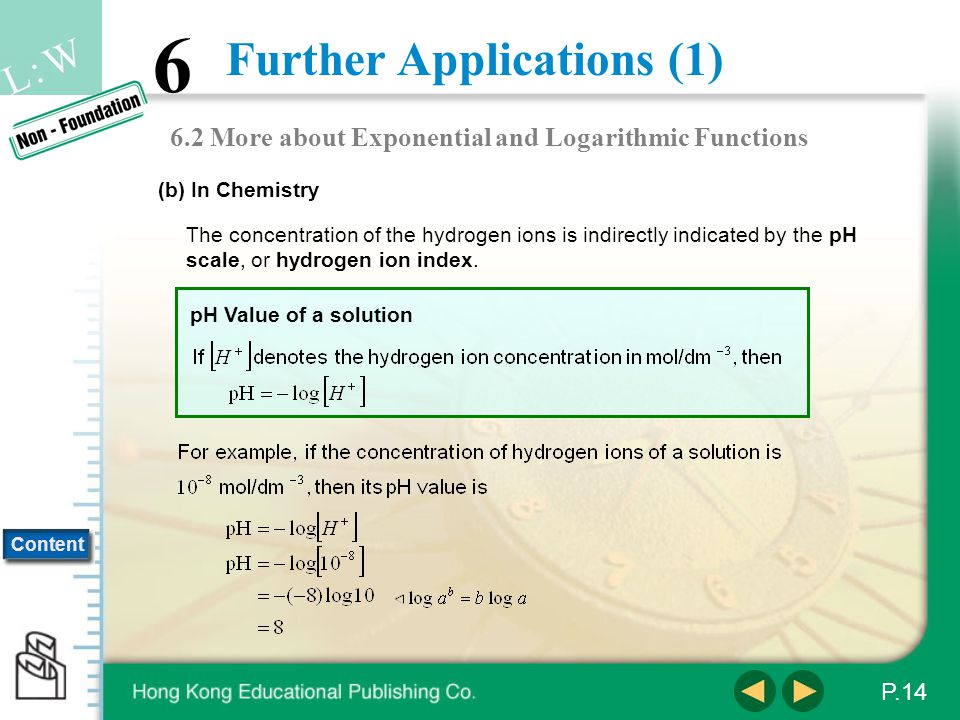 61 Golden Section 62 More About Exponential And Logarithmic