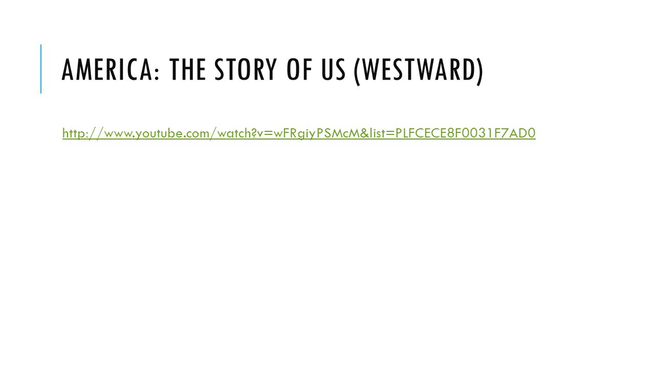 worksheet America The Story Of Us Westward Worksheet weekly plans aims 5 9 mr armstrong ppt download 20 america the story of us westward
