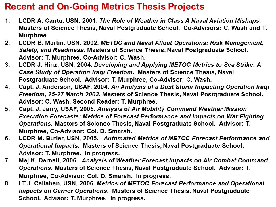 why is it important to develop an effective thesis statement