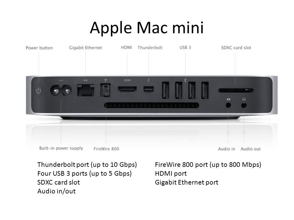 New Apple Desktop Standard Starting 6/1/13 iMacs will be replaced ...