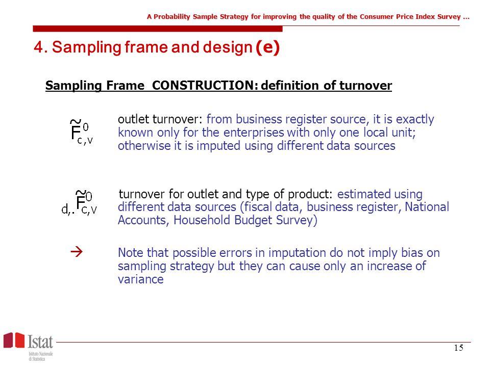 Sampling Frame Definition - Page 2 - Frame Design & Reviews ✓