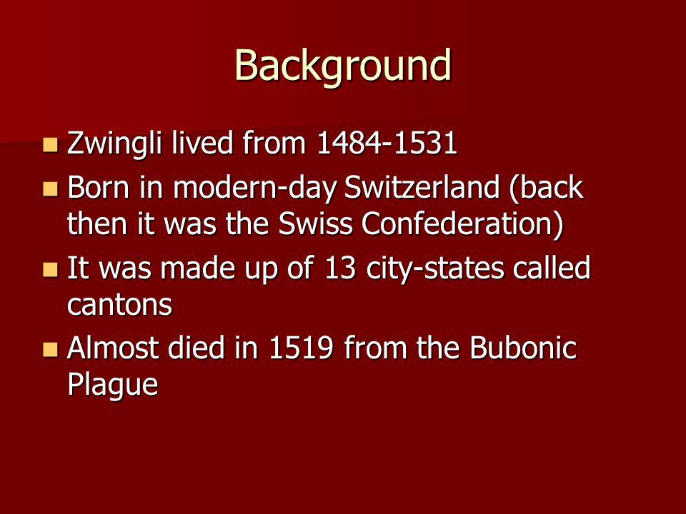 erla zwingli biography of donald
