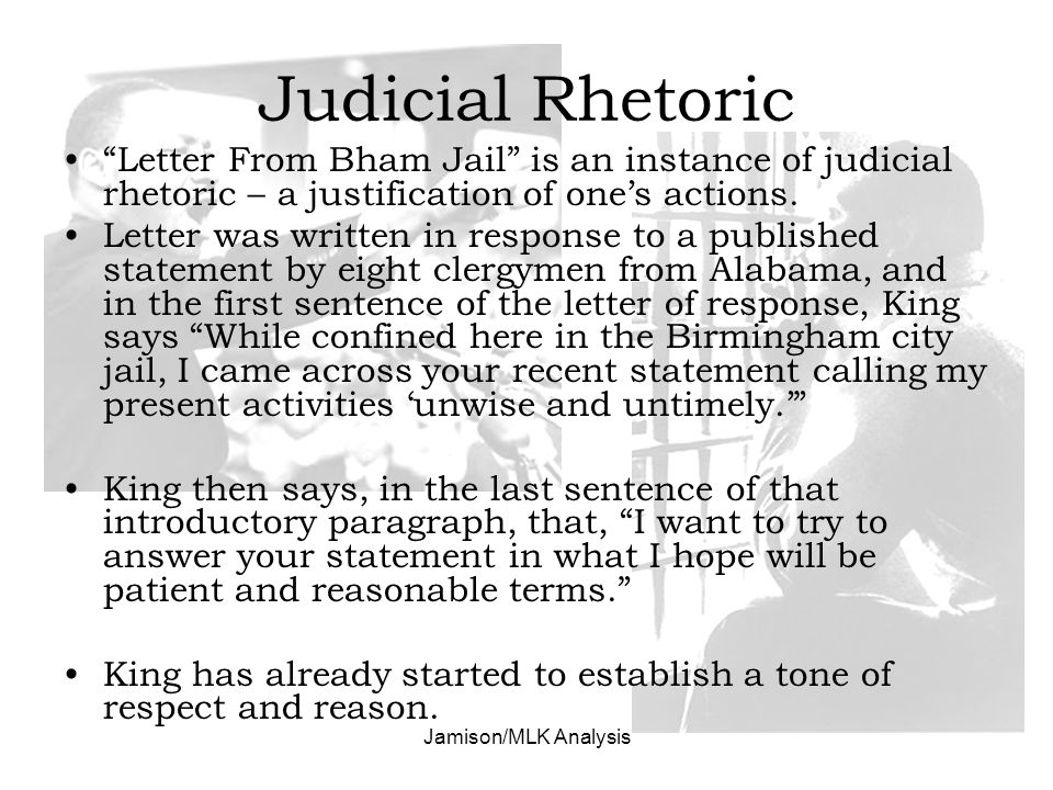 paragraph 12 letter from birmingham jail Start studying letters from birmingham jail learn vocabulary, terms, and more with flashcards, games, and other study tools.