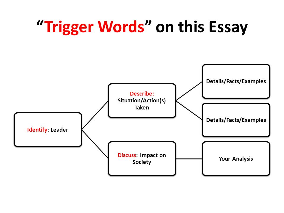 Global Regents Essay
