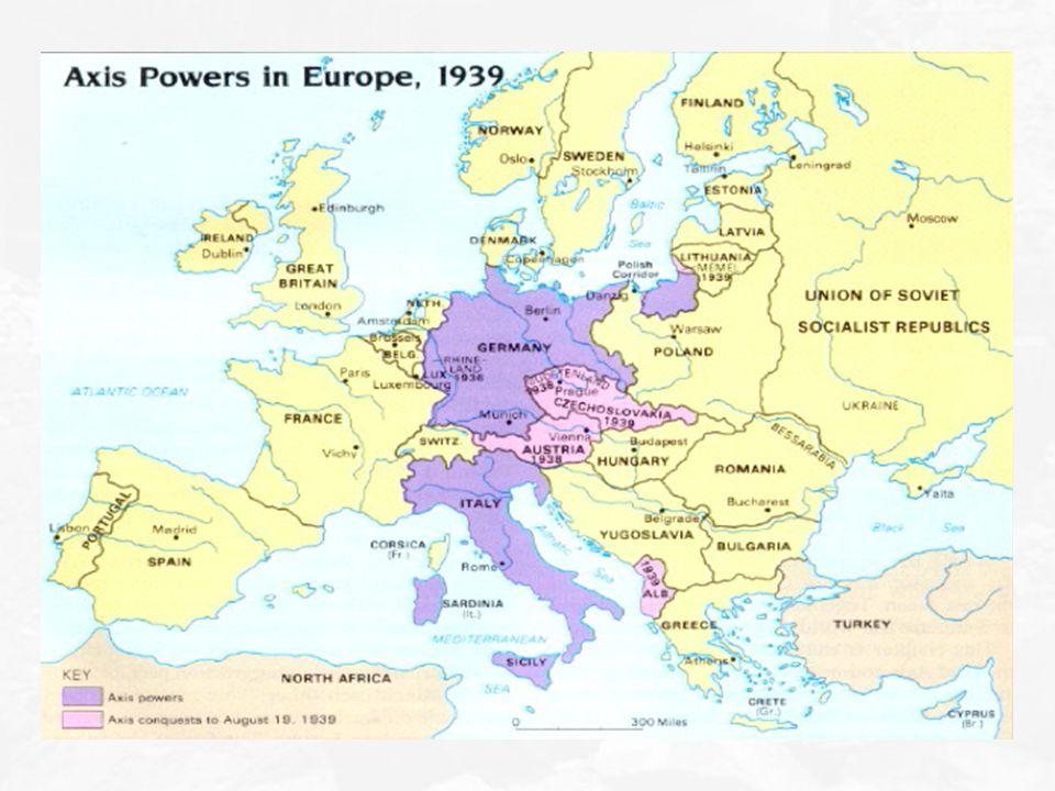 The Great Patriotic War PRINCIPAL BELLIGERENTS Axis powers