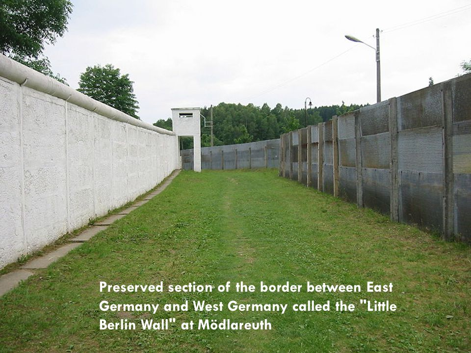 The nations on the eastern side of the Iron Curtain were known as the Eastern Bloc