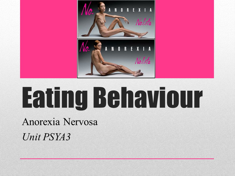 what is anorexia essay