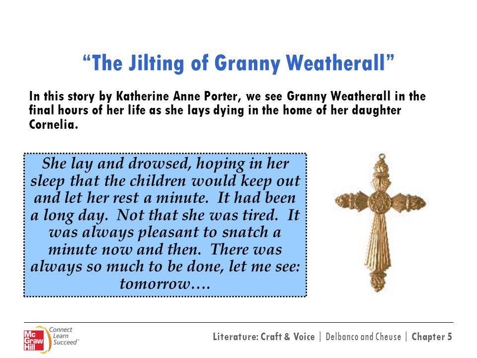 the jilting of granny weatherall comparison and contrast essay 250000 free the jilting of granny weatherall and worn path: compare and contrast papers & the jilting of granny weatherall and worn path: compare and contrast essays at #1 essays bank since 1998 biggest and the best essays bank.