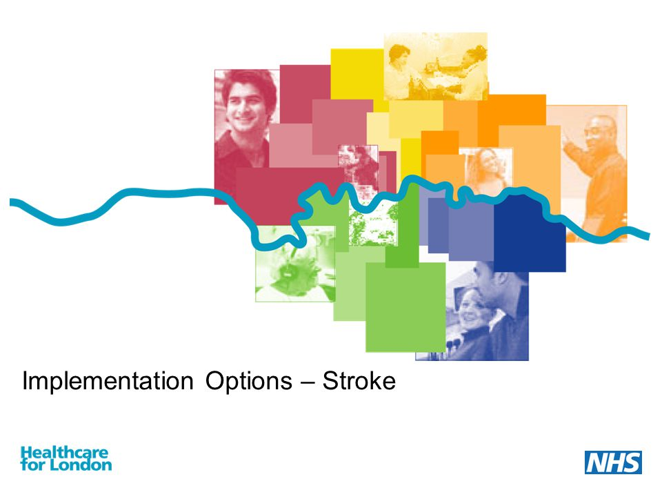 Implementation Options – Stroke