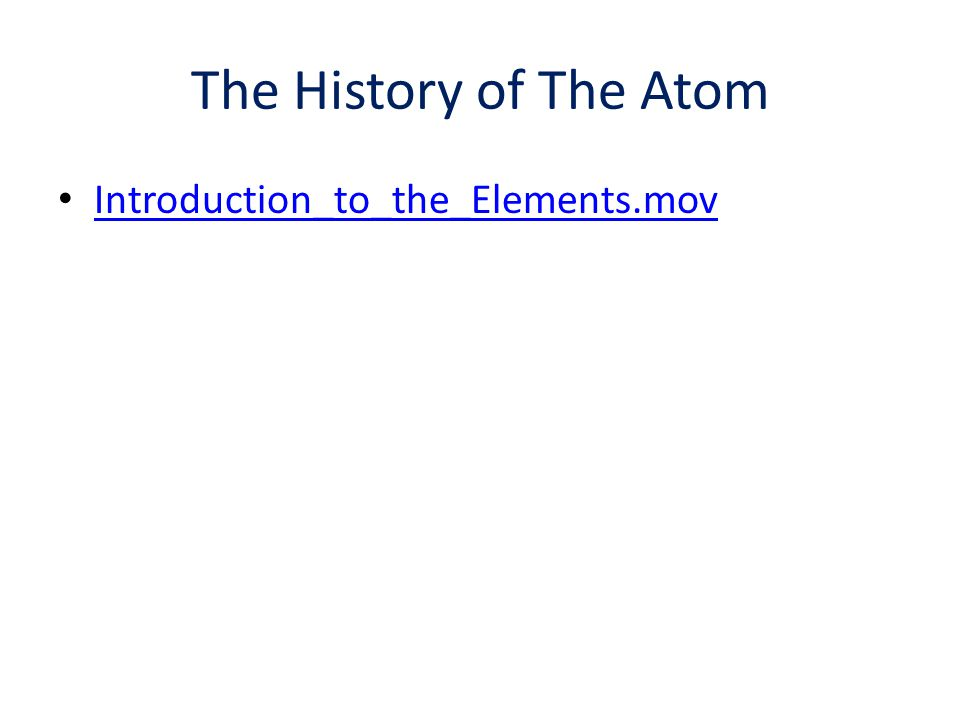 The History of The Atom Introduction_to_the_Elements.mov