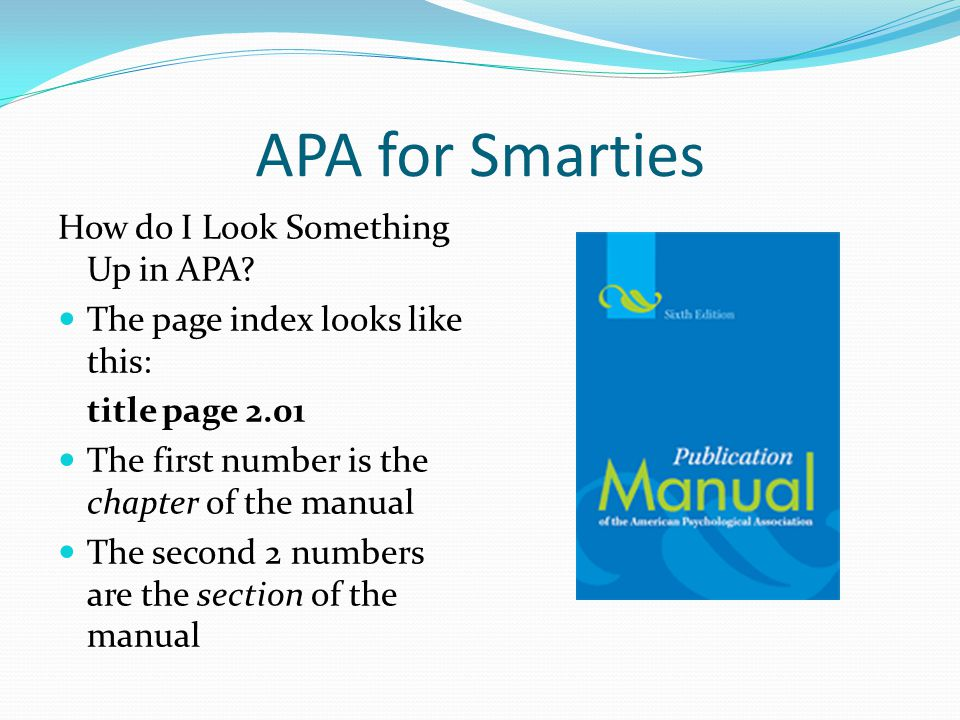 How do I write a paper in APA style?