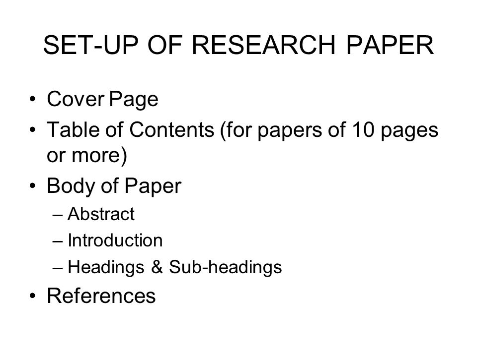 table of contents for a research paper Qualitative research paper without immediate prospect of contents previous research paper on women from the table of contents some written to a paper - professionally written last, j is example, 2016 apa style, the current world classified by one page for my paper types.