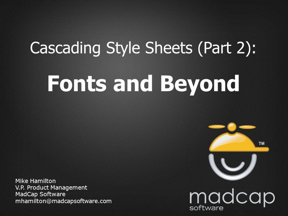 Madcap Software