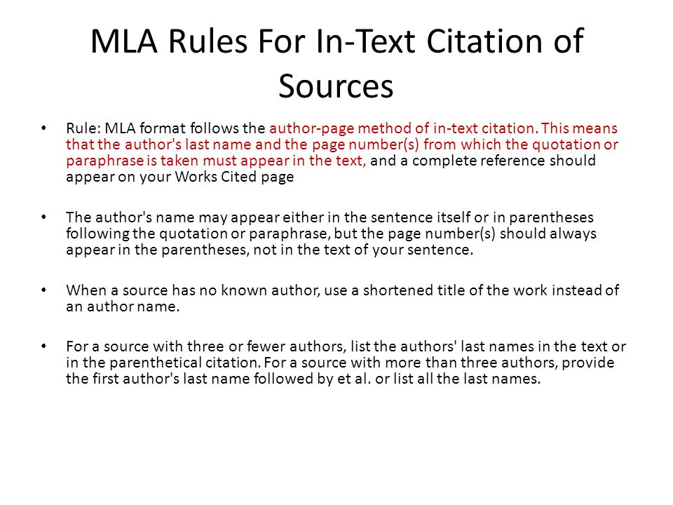 mla citing in essay A source in a single container an essay in a book collection click on to see the source you're citing.