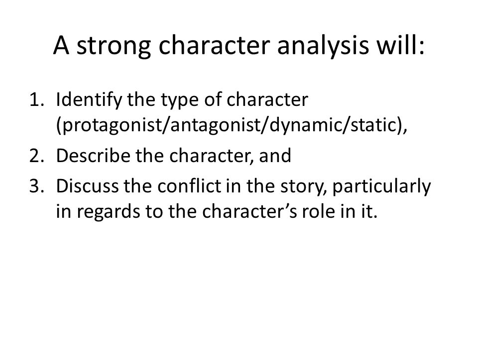 An Example Of Literary Analysis Essay