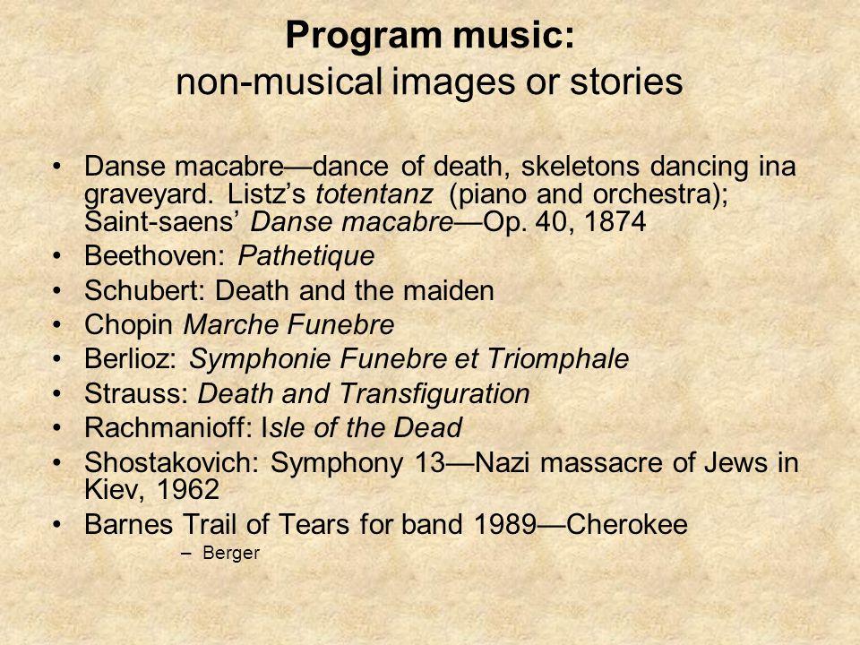 danse macabre interpretation