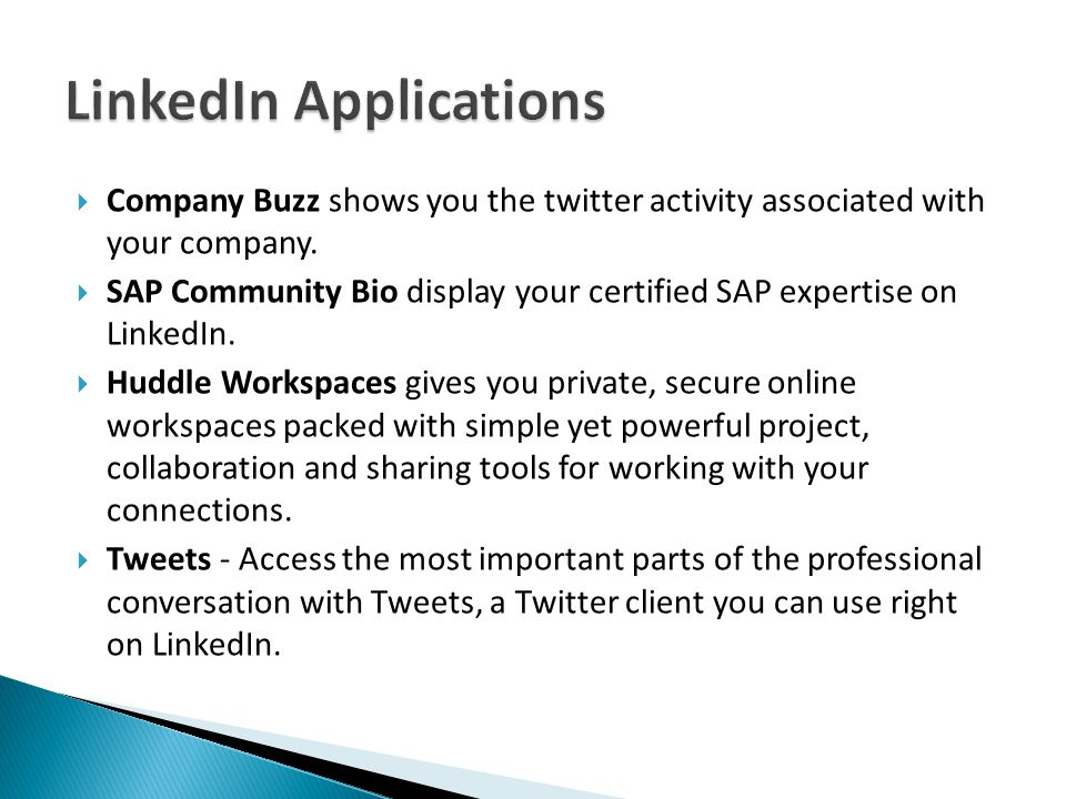  Company Buzz shows you the twitter activity associated with your company.