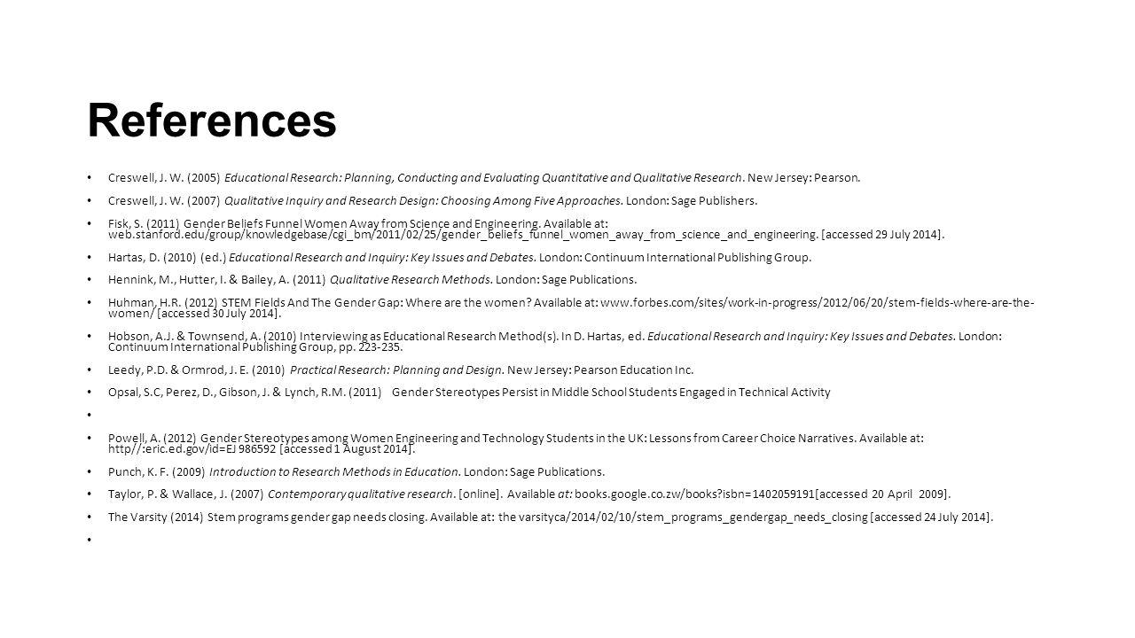 to do stem author unkemetsi sebata co authors patrick 28 references creswell