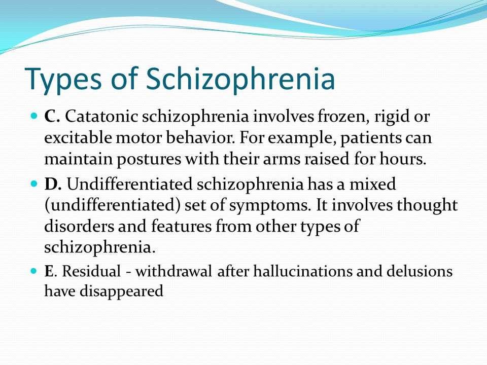 symptoms and prevalence of schizophrenia More worryingly, schizophrenia is one of the mental illnesses with the highest prevalence rate of smoking it was reported that the rate of deficits of schizophrenia, the undesirable side effects of the use of antipsychotics and the role of nicotine in modulating these symptoms and deficits is presented.