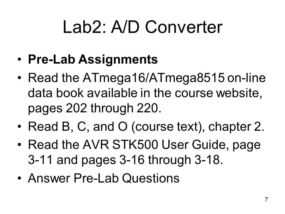 scin131 lab assignment 2