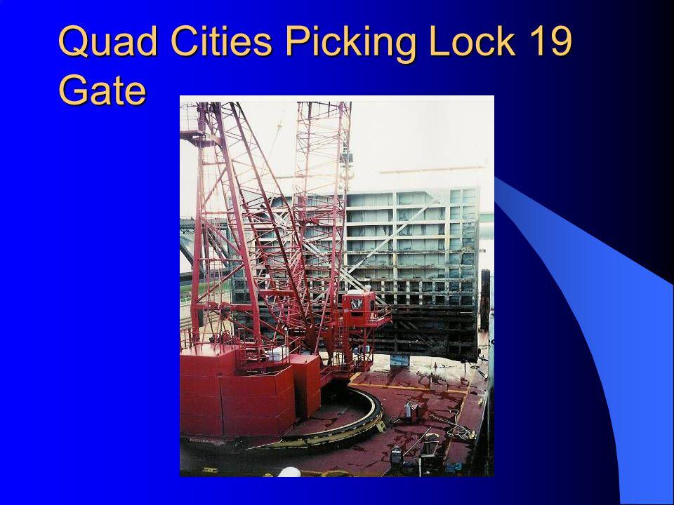 Quad Cities Picking Lock 19 Gate