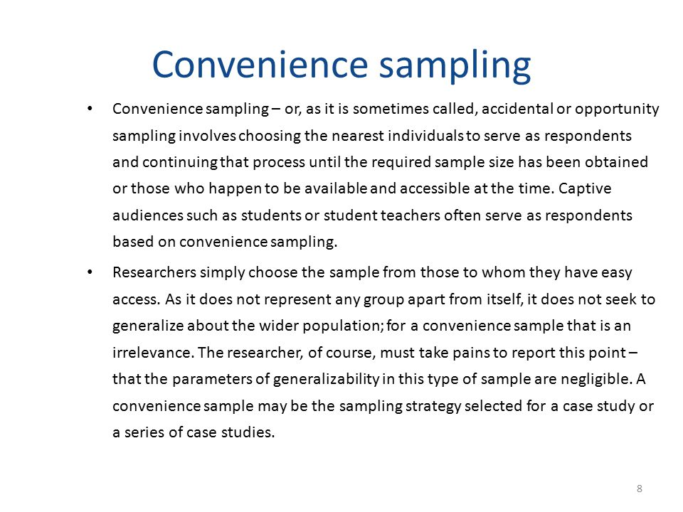 laerd dissertation convenience sampling