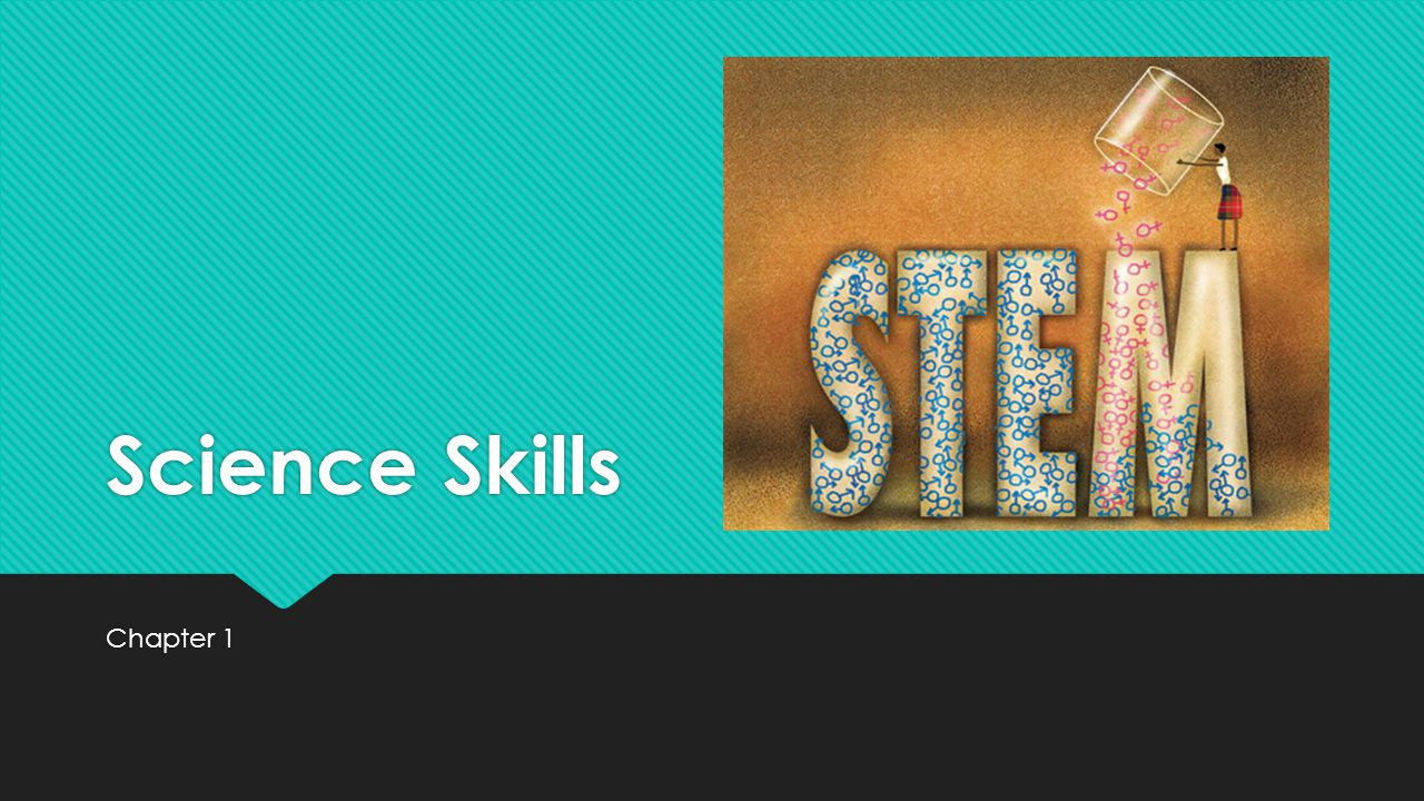 Science Skills Chapter 1