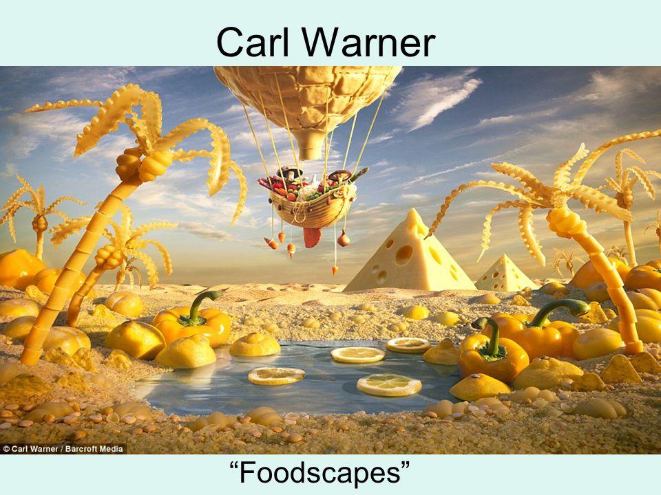 Image result for carl warner