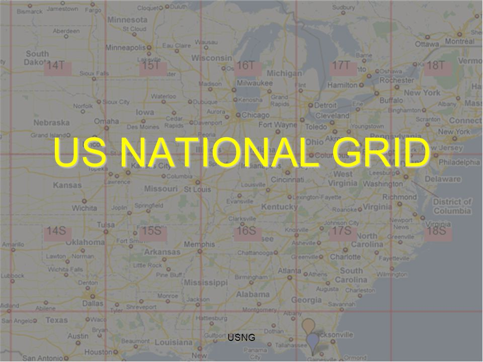 1 usng us national grid