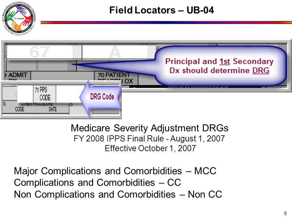 2010 UBO/UBU Conference Title: Basic UBO Billing – the UB-04 ...