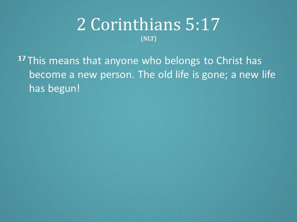 28 2 Corinthians ...