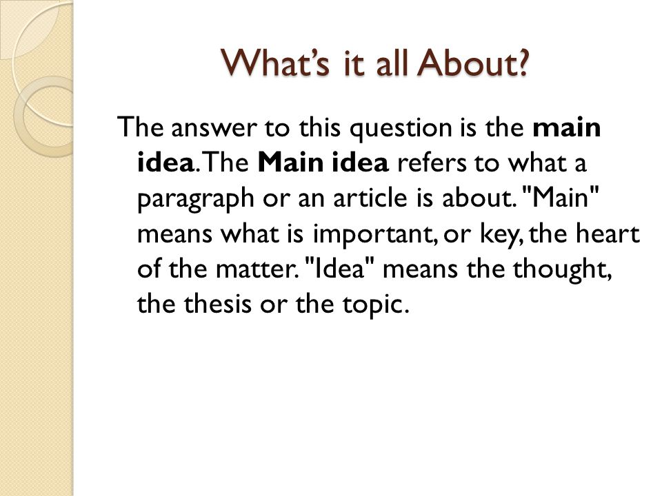 Help finding topic articles!?