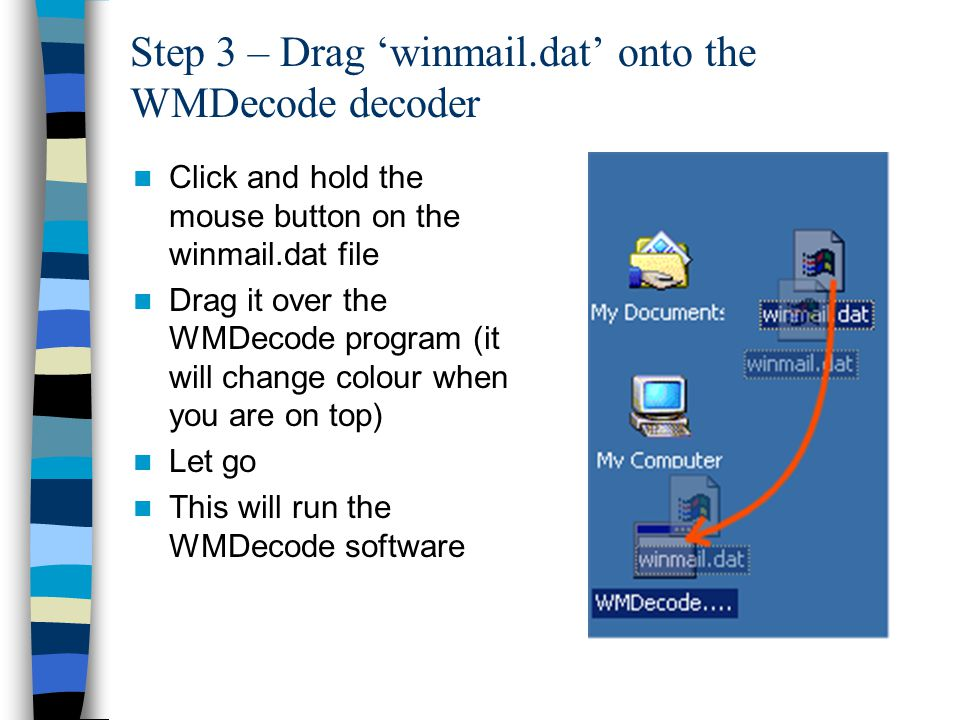 Wmdecode