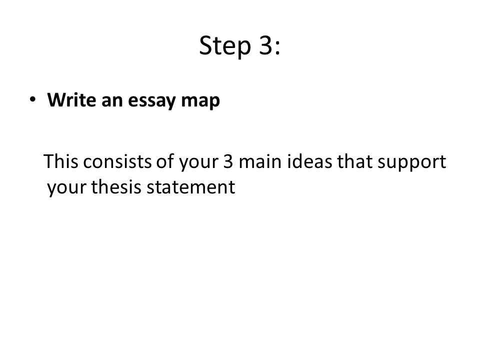 How To Write A Diagnostic Essay