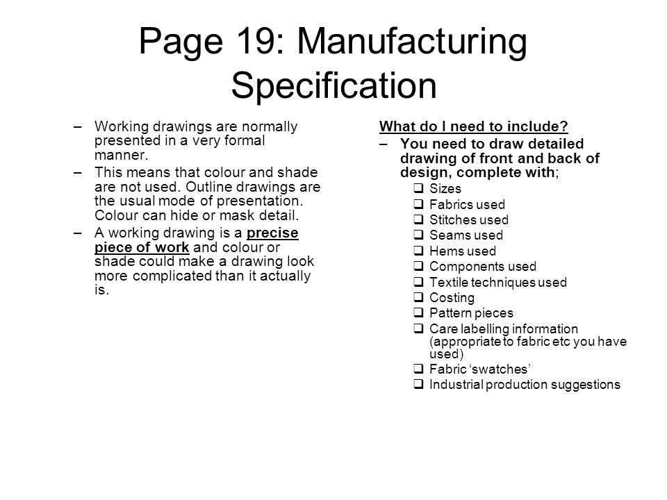 textiles gcse coursework design specification