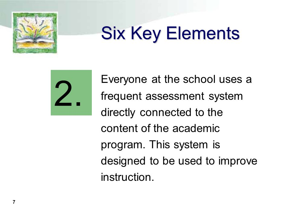 6 All classrooms deliver a coherent academic program.