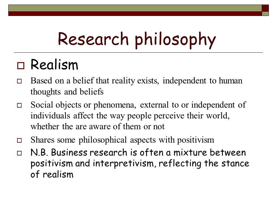 essay about epistemology