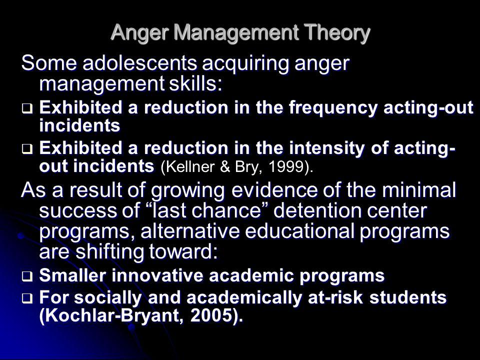 drugs anger management