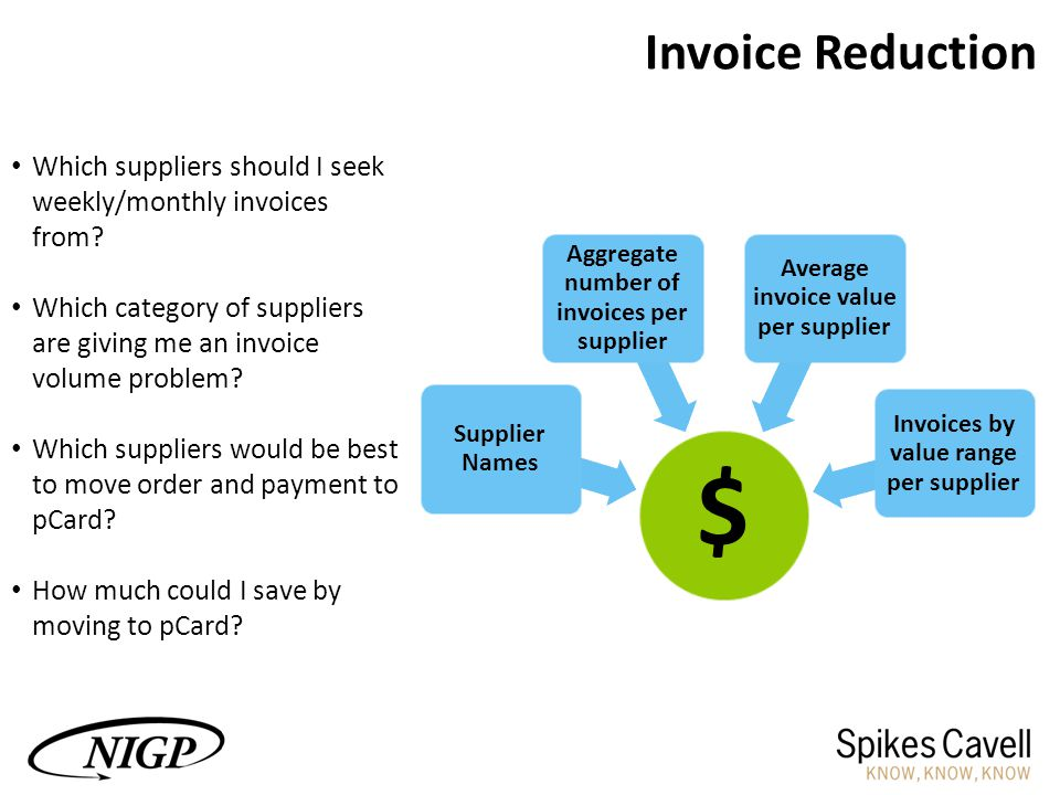 Create A Receipt Template An Introduction To Spend Analysis And Spend Management Optimizing  Accounting Invoice Excel with Paypal Invoice Excel  Invoice Reduction Which Suppliers  Example Of A Cash Receipt Pdf