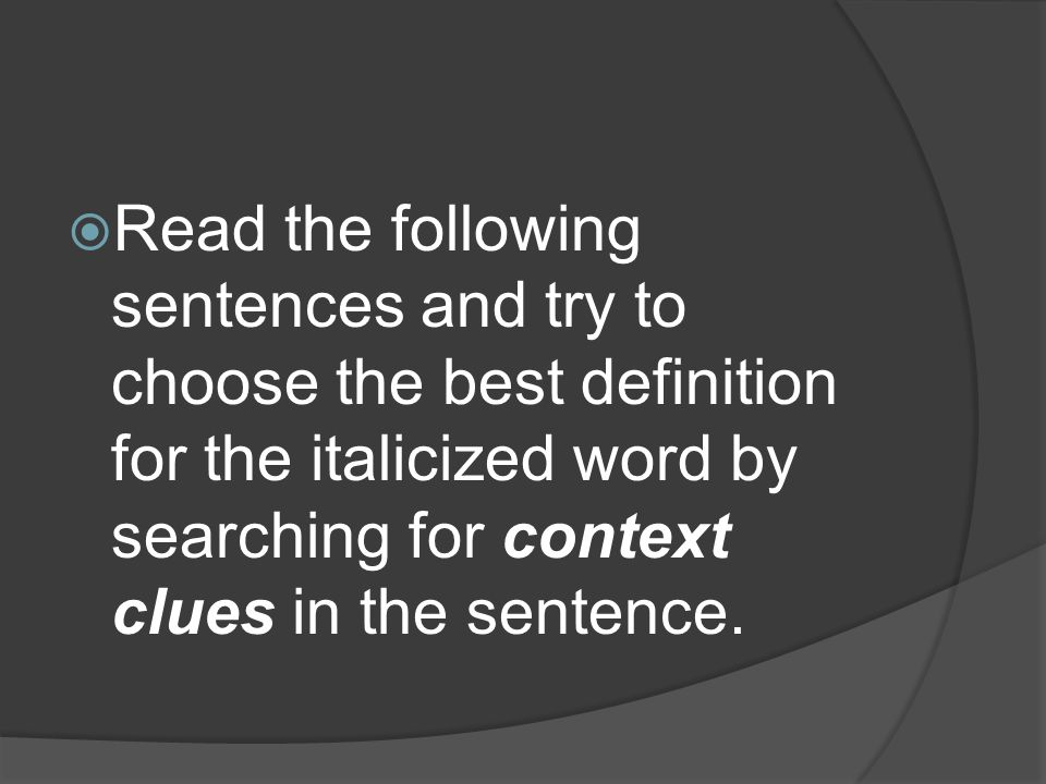 Need Help! What is The Meaning of The following Sentence?