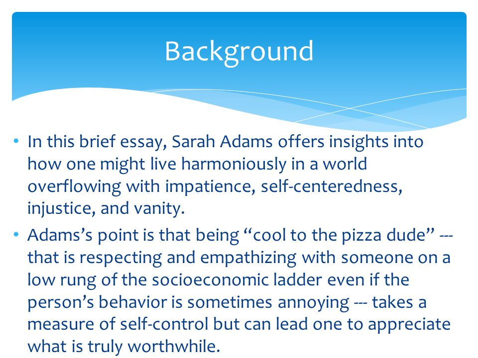 creative writing four genres in brief review