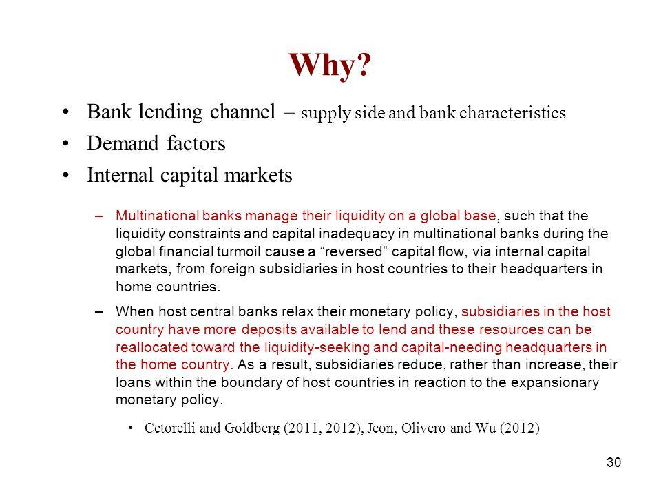 multi national banking