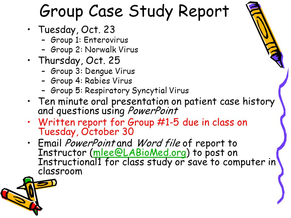 patient case study powerpoint Click on graphic to download resident case presentation and anesthetic planning outline file (42 kb) cliff schmiesing, md july 17, 2012 the following is an outline and general information i hope will be helpful to you in organizing your case presentations for discussion with your.