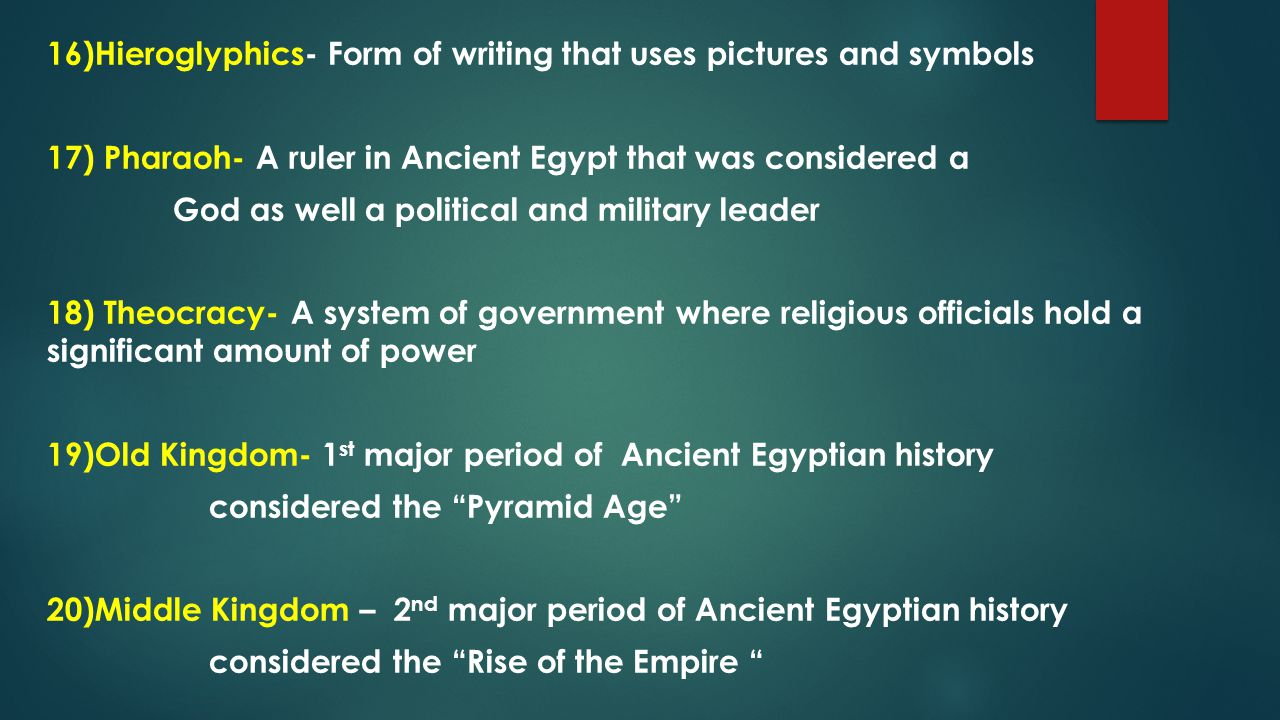 Chapter 3 Ancient River Valley Civilizations Introduction and ...