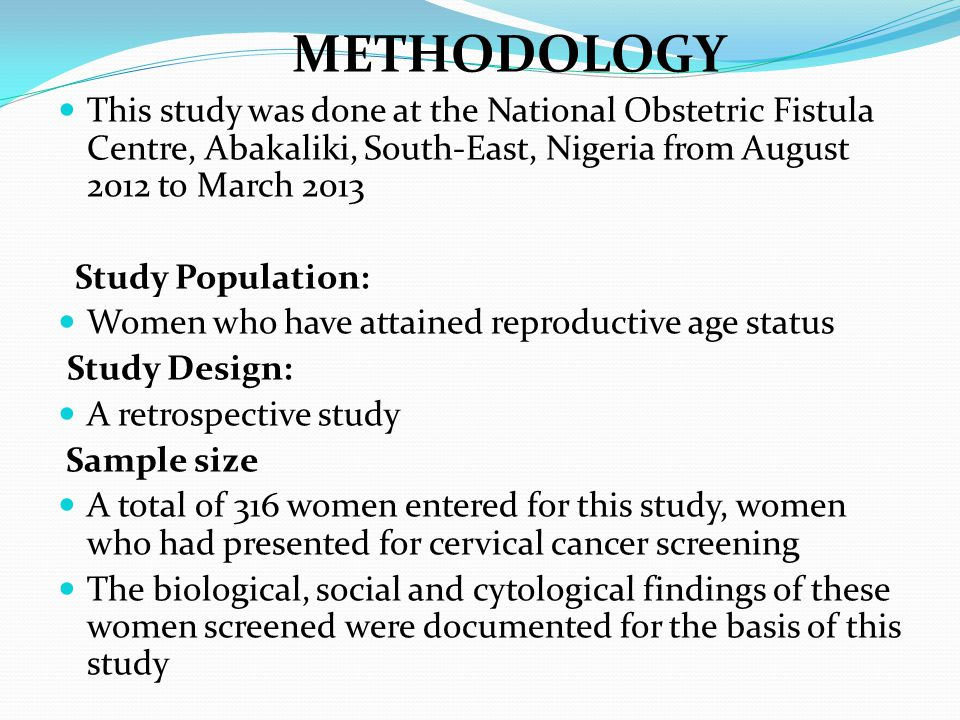 cervical cancer research proposal Free cervical cancer papers, essays, and research papers.