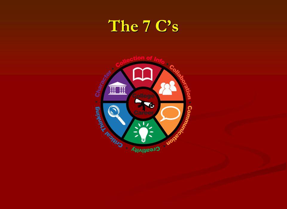The 7 C's