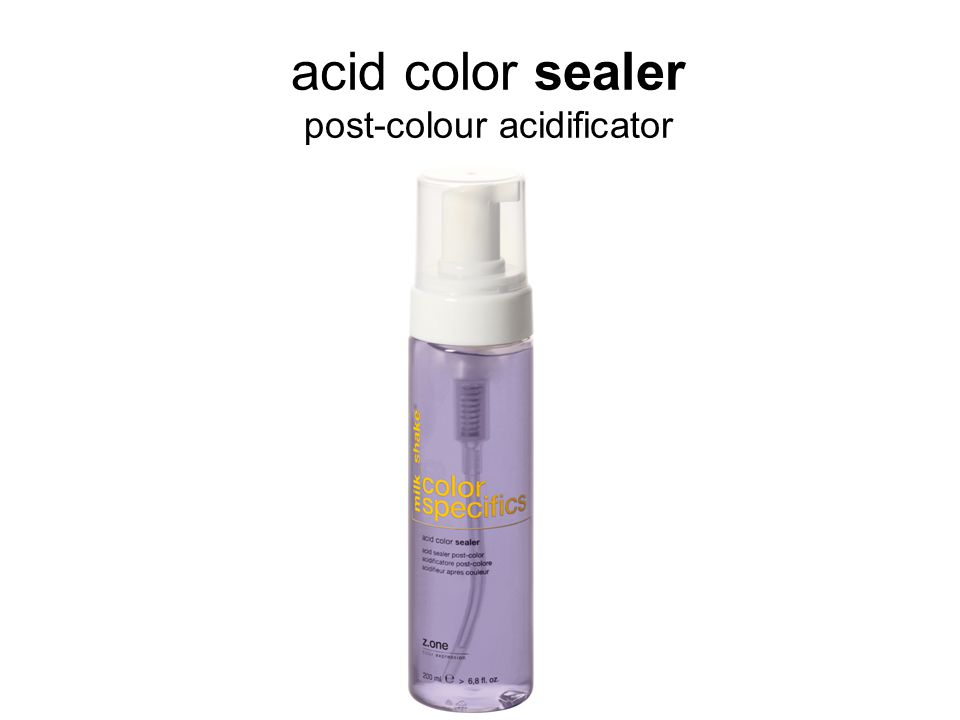 acid color sealer post-colour acidificator