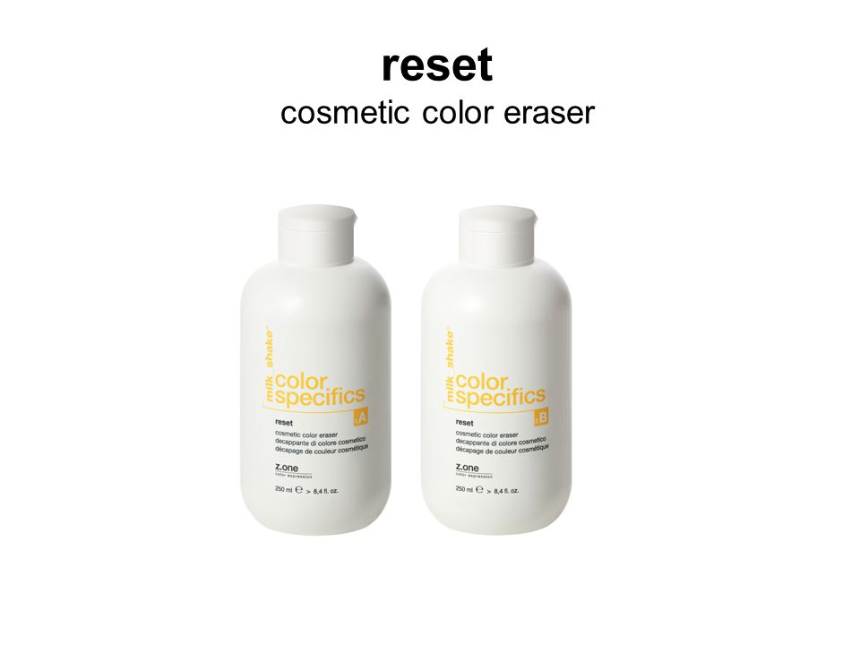 reset cosmetic color eraser